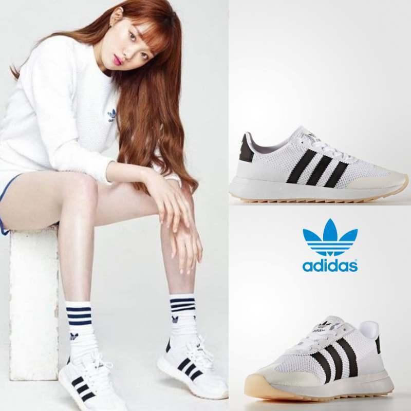 Adidas Men's Women's 4-11 Original Flashback White Sneakers BA7760 SZ 4-11 Women's a1ab55
