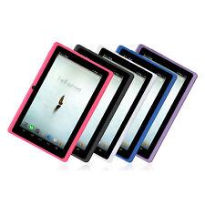 "iRULU 7"" Tablet PC Quad Core 8GB Google Android 6.0 Dualkamera WLAN HD 1024x600"