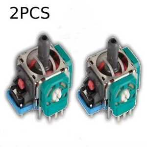 2x PS4 playstation four 4 thumb stick Joystick replacement for Controller
