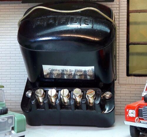 MG MGA Magnette ZA ZB TD TF Triumph TR3 Lucas Reproduction Voltage Regulator Box