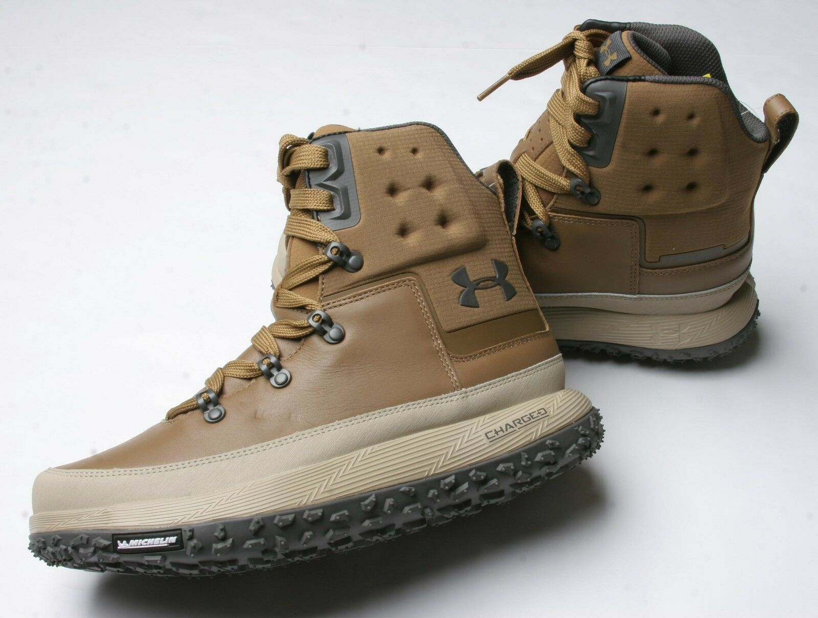 Under Armour Govie Shoes (9) Coyote Brown