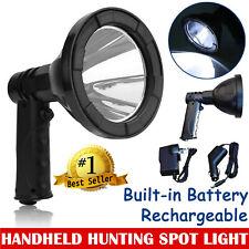 500m LONG RANGER RECHARGEABLE LED PISTOL LIGHT LAMP CLUSON PLR