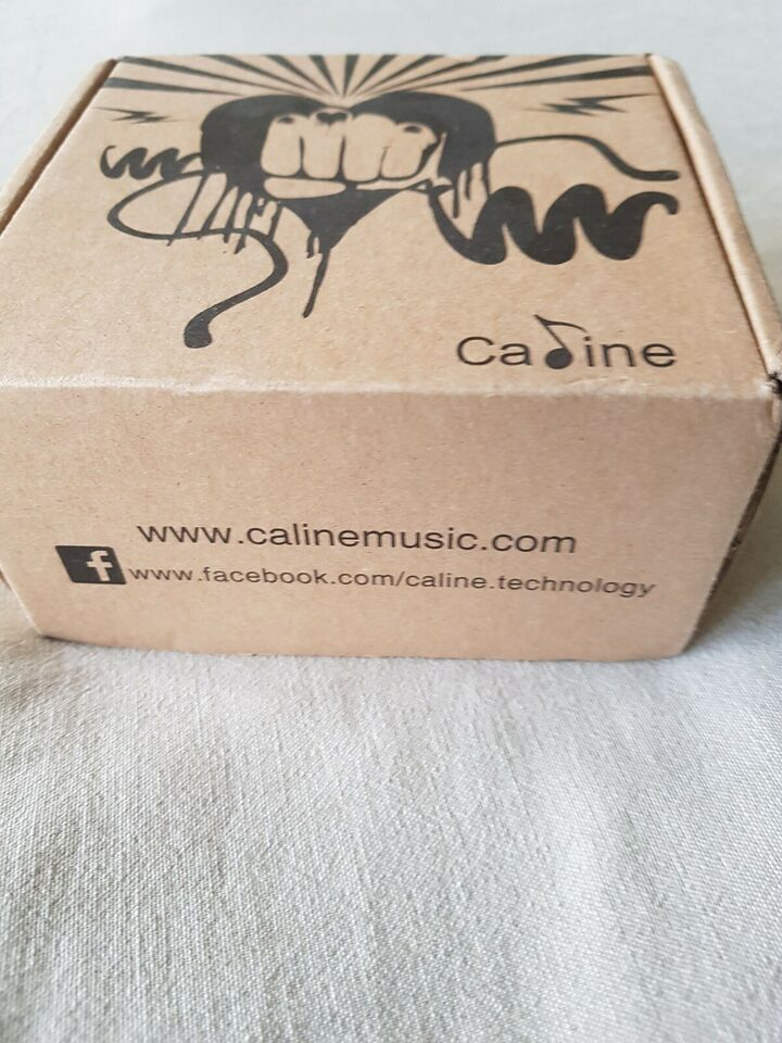 Overdrive/Booster, Caline Crazy Cacti