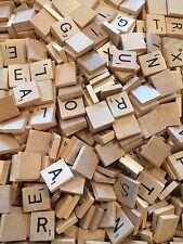 Scrabble Wood Tiles Letters 10/$1.00 You pick your letters!