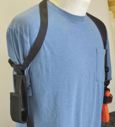 Gun Shoulder Holster for Taurus PT92 PT 99 /& PT100 with Single Mag Pouch