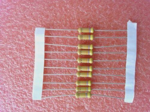 0,5W NEU Axial 10 x Kohleschichtwiderstand 47kOhm