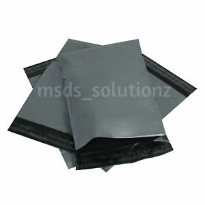500-STRONG-GREY-6-5-034-X9-034-SELF-SEAL-MAILING-BAGS-POSTAL-PACKAGING-POSTAGE-MAILERS