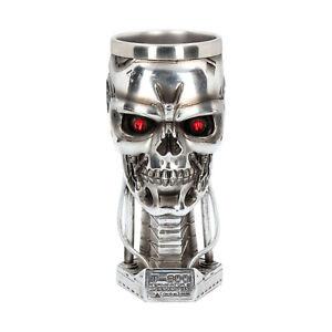 Terminator 2 Kelch T-800 Head - Nemesis Now