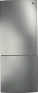 NEW LG GB-450UPLX 450L Bottom Mount Refrigerator