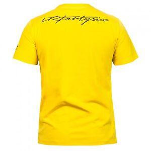 VRMTS 204201 New Official Valentino Rossi VR46 No.46 T-Shirt