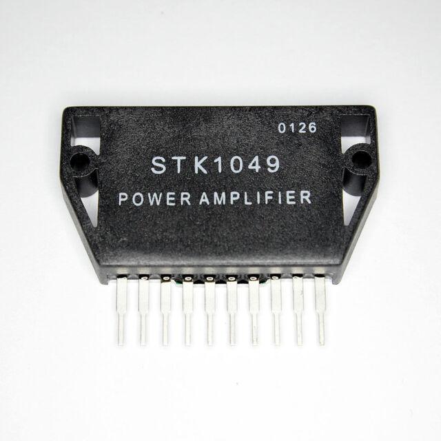 Heat Sink Compound Power Amplifier 40W by SANYO STK1049