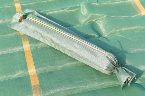 Silosäcke 27 x 120cm Zugband /& Griff Sand Silo Sack THW Agrar Landwirtschaft
