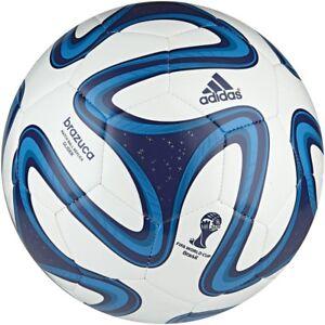 10 X adidas Fußbälle Brazuca Glider Fußball No 5    Fußball