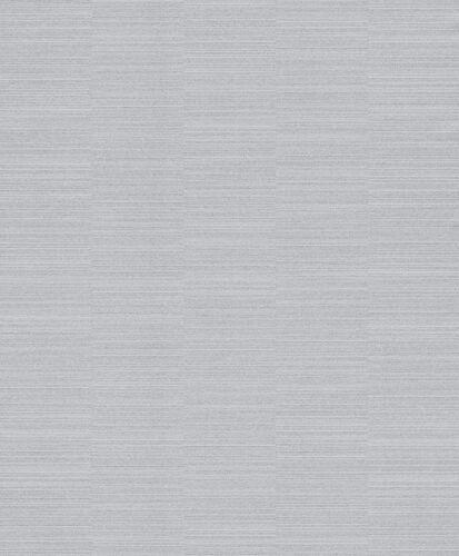 Deco Style Silber Metallic Streifen Quer Rasch Vliestapete 773811 2,23 €//qm