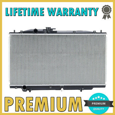 Replacement Radiator fit for HONDA ACCORD 1998-2002 3.0L V6 AT MT New