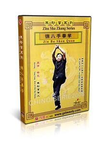 Chinese-Traditional-Zhu-Sha-Zhang-Series-Jin-Ba-Shou-Quan-by-Yang-Yong-DVD
