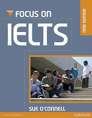 1 of 1 - Longman FOCUS ON IELTS Coursebook with i-Tests CD-ROM by Sue O'Connell NEW