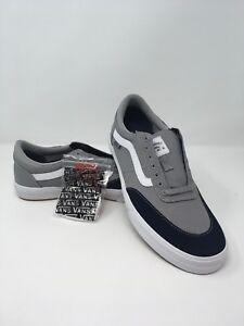 5cbf64dddd Image is loading New-VANS-Gilbert-Crockett-Pro-Skate-Shoe-Alloy-