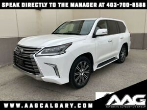 2018 Lexus LX *Factory Warranty * Executive Package * Cooled Box