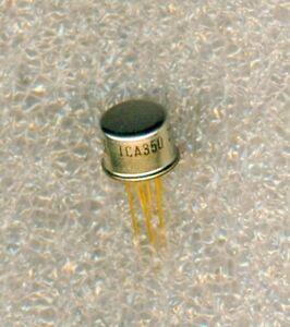 1-Pc-New-TCA350Z-Metal-Can-ITT-NOS-Bucket-Brigade-Phaser-Audio-TO-Rare