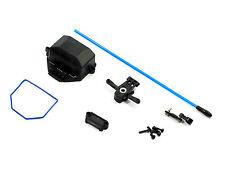 TRAXXAS 1/16 VXL Kyle Busch Receiver box steering servo saver & horn + screws