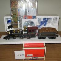 Lionel Pennsylvania General 4-4-0 Steam Engine Locomotive Train O Gauge 6-30224