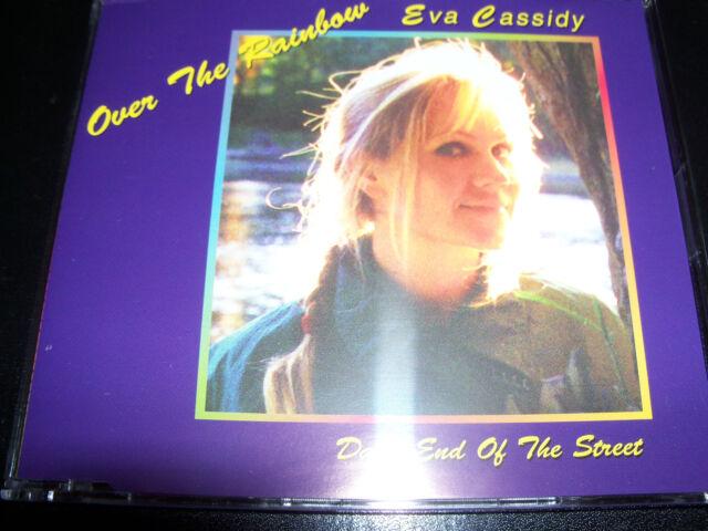 Eva Cassidy Over The Rainbow / Dark End Of The Street Australian CD Single