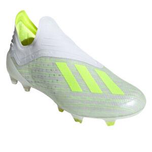 adidas-Men-039-s-X-18-FG-Cloud-White-Solar-Yellow-Off-White-BB9338