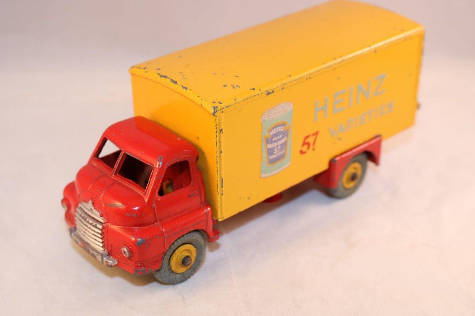 Dinky Toys 923 Big Bedford Heinz 57 Varieties excellent condition