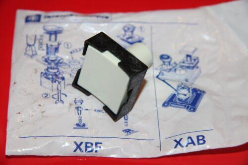Telemecanique XBF-G 111 tasto di stampa Bianco XBF G 111 NUOVO