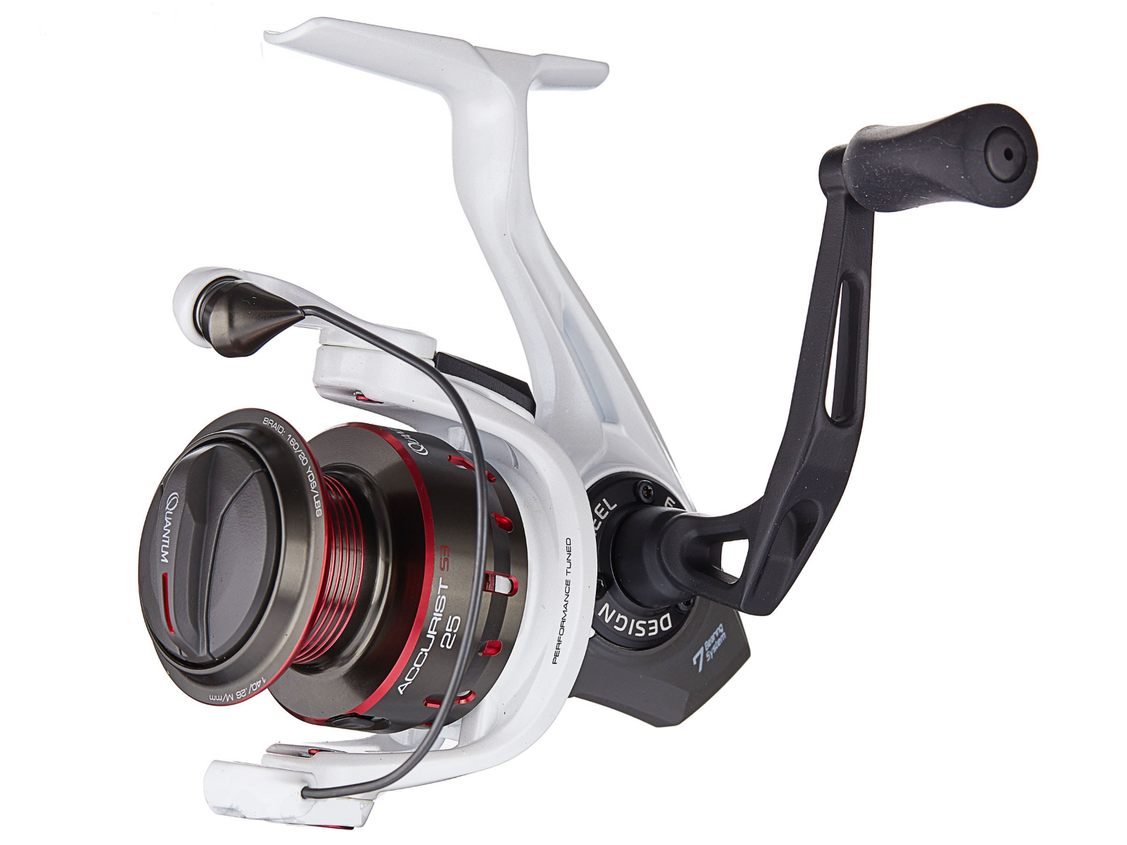 Quantum Accurist S3 PT 15 Dimensione Spinning Reel AT15SPT.BX3