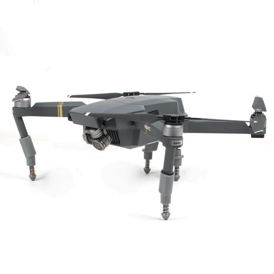 ABS Heightened Shock Absorbing Landing Gear for Mavic Pro (Black, Red, Grey)