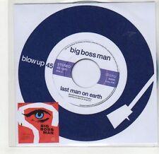 (GF770) Big Boss Man, Last Man On Earth - 2014 DJ CD