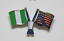縮圖 19 - PIN'S Insignia FIFA WORLD CUP 1994 Estados Unidos MUNDIAL USA Banderas Futbol