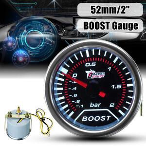 2-039-039-52MM-LED-Universel-Gauge-Turbo-Boost-Pression-Manometre-Vacuum-Gradue-Auto