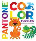 Pantone: Color Puzzles: 6 Color-Matching Puzzles by Pantone LLC (Board book, 2013)