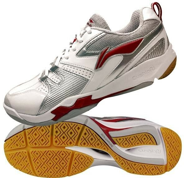 Li Ning Badmintonschuhe Training Plus stabil top Dämpfung Badminton schuhe