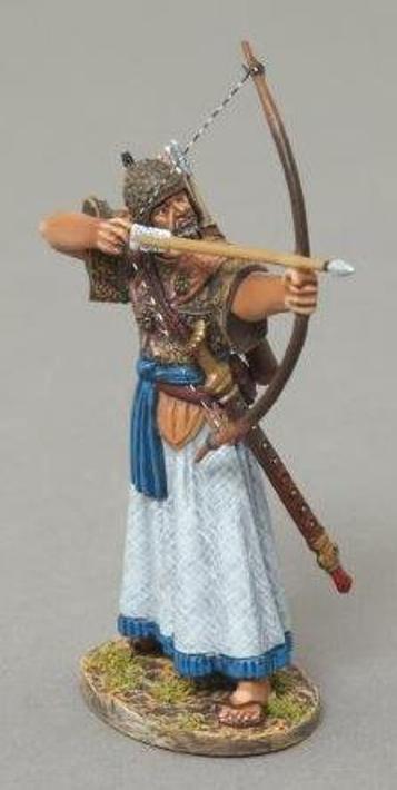 Thomas Gunn Antico Greci & Persiani XE002 Egiziano Arciere in Esercito MIB