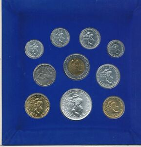 1994 Republic Of San Marino Coins Divisional Applications FDC