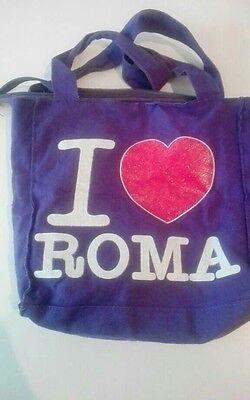 Das Beste Kleine I Love Roma Tasche Für Kinder