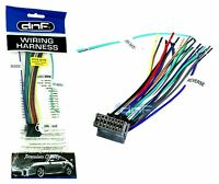 Pioneer Wire Harness Avh-100 Dvd Avh200bt- Free Same Day Shipping