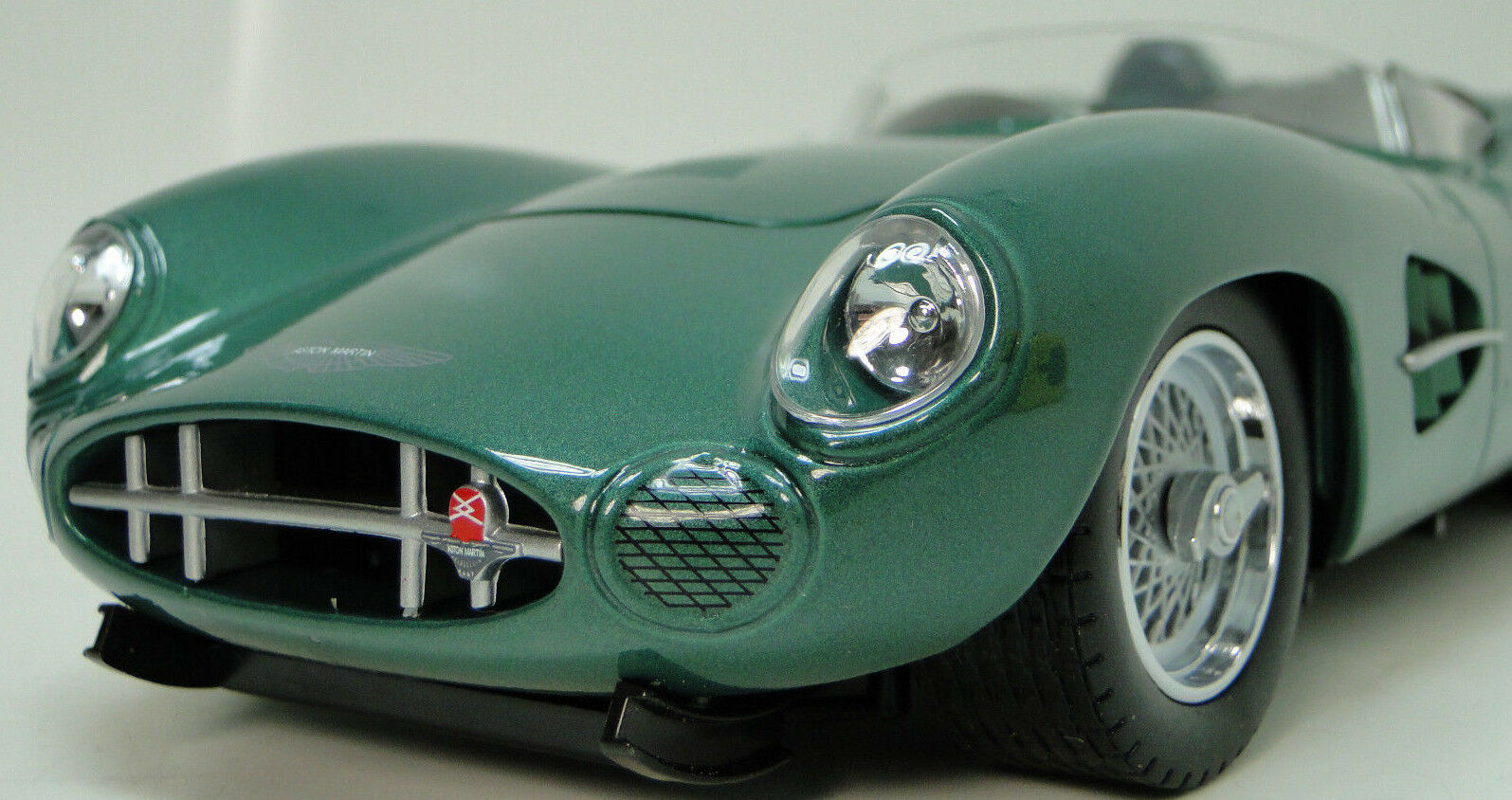 Race Car Sport Mercedes Vintage 43 Dream 24 1 18 Metal 12 Racer