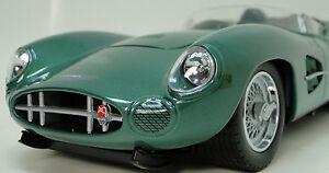 Coche-De-Carrera-Sport-Mercedes-sueno-Vintage-de-43-24-1-18-Metal-12-Racer