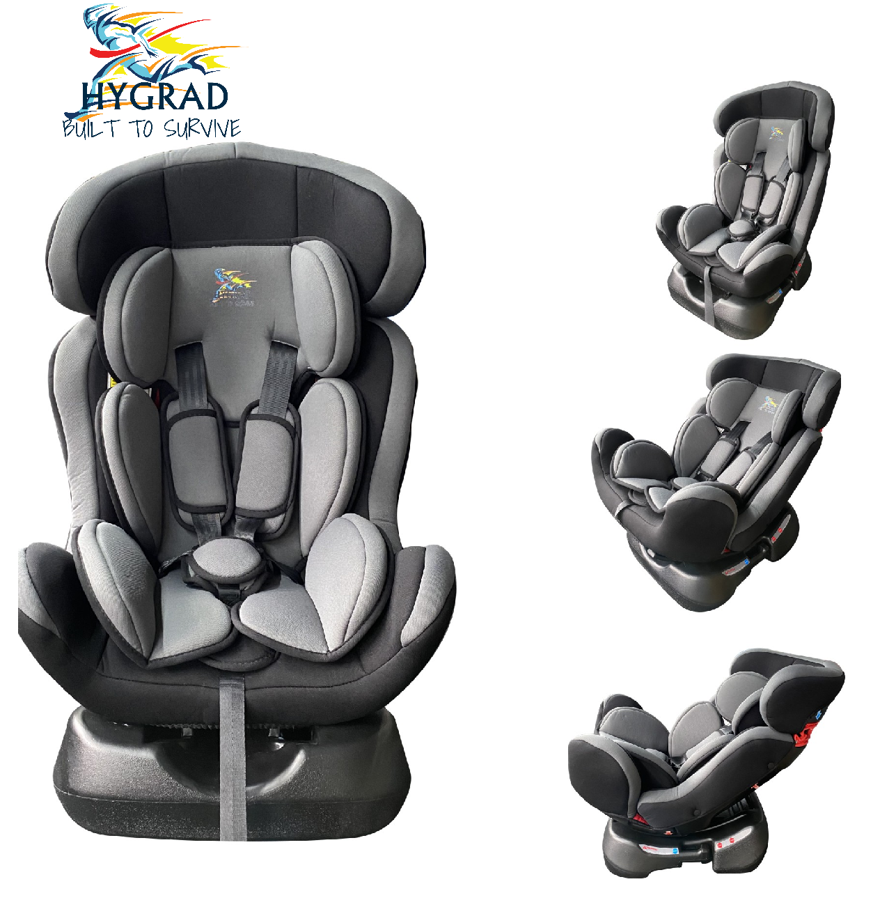 Isofix Sparco Child Seat F1000ki Group 2 And 3 Red Ece Auto Car Baby From 15kg For Sale Online Ebay
