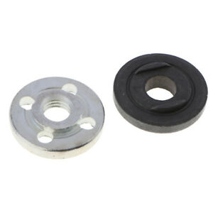 30mm-Dia-Round-Clamp-Inner-Outer-Flange-Nut-Electrical-Angle-Grinder-Fitting