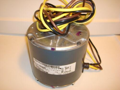Carrier HC39GE241 1//3 HP Condenser Motor 5KCP39LF by Genteq 208-230V 1110 RPM