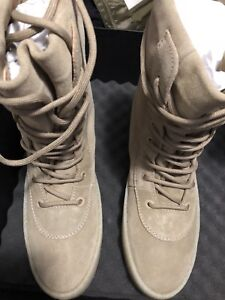 2f54a80ada2 Image is loading Yeezy-Season-2-Crepe-Boots