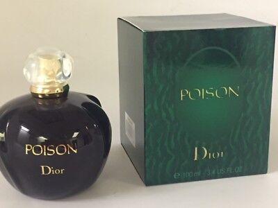 POISON DIOR 3 4oz Original EAU DE TOILETTE New in box