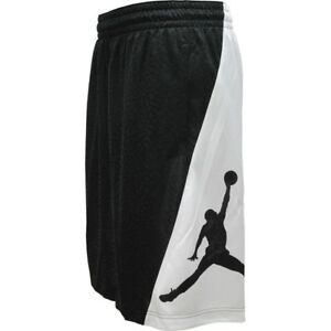 850c633295d Jordan Rise Vertical Dri-Fit Men's Basketball Shorts White/Black ...