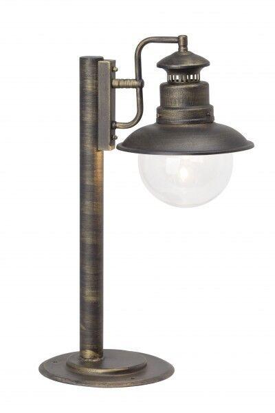 Lampadaire Dessin Classique Éclairage de jardin Lampe extérieur Luminaire 55820